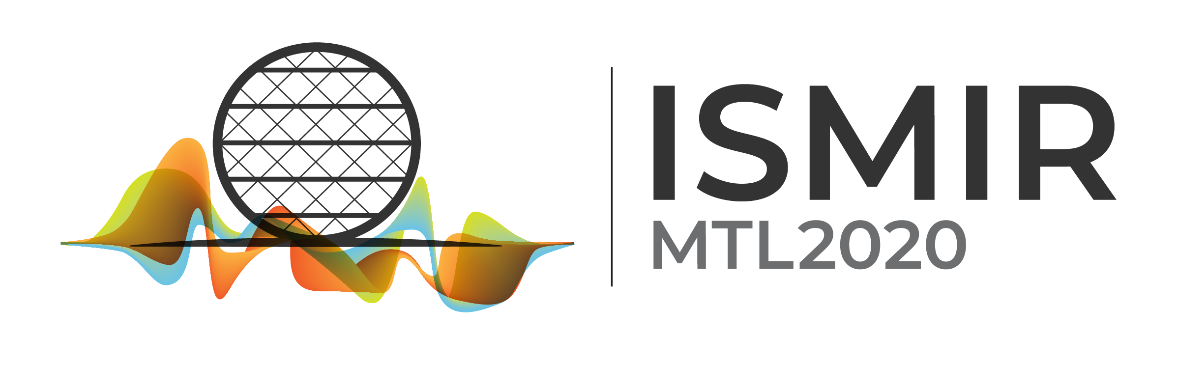 ISMIR 2020 Logo
